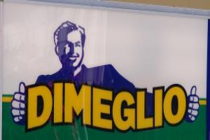 Dimeglio Kruidenierswinkel in Ligurië