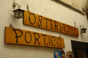 Osteria del Portico Restaurants in Ligurië