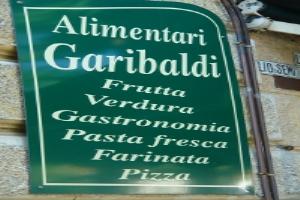 Alimentari Garibaldi Kruidenierswinkel in Ligurië