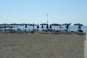 Bagni Giardini Stranden in Ligurië