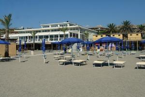 Bagni Lido Stranden in Ligurië