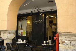 Crystal Cafes in Ligurië