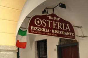 Osteria Da Ivo Restaurants in Ligurië