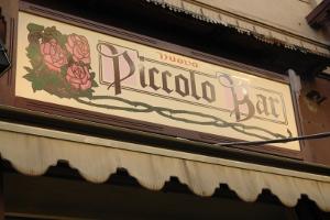 Piccolo Bar Restaurants in Ligurië