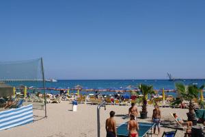 Bagni Valerio Stranden in Ligurië