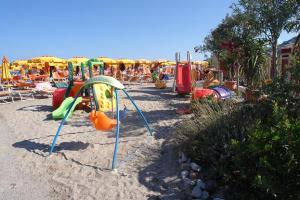 Bagni Magherita Stranden in Ligurië