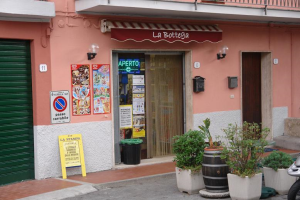 La Bottega Kruidenierswinkel in Ligurië