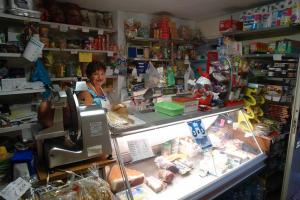 Alimentari Kruidenierswinkel in Ligurië