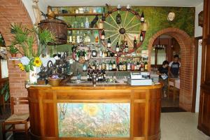 Trattoria del Molino Restaurants in Ligurië