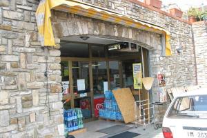 Diano Castello Kruidenierswinkel in Ligurië