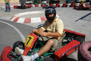 Funny Land Circuit Kart in Ligurië