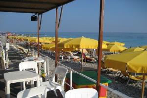 Bagni atú Stranden in Ligurië