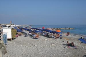 Bagni Riviera Stranden in Ligurië