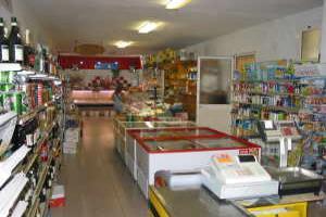Il Mercato Kruidenierswinkel in Ligurië