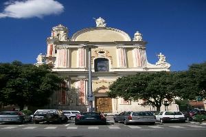 San Giovanni Battista Kerken in Ligurië