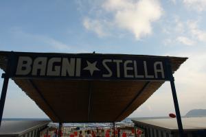 Bagni Stella Stranden in Ligurië