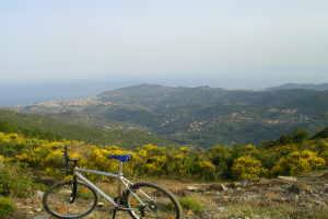 Riviera Outdoor Mountainbiken in Ligurië