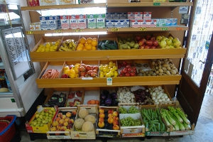 Mini Market Plumeri Kruidenierswinkel in Ligurië