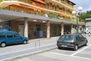 OK market Kruidenierswinkel in Ligurië