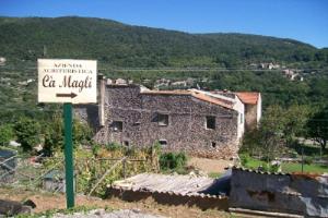 Azienda Agrituristica Cà Magli Wijnboeren in Ligurië