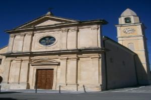 San Lorenzino Kerken in Ligurië