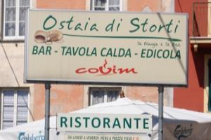 Osteria di Storti Restaurants in Ligurië