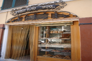 Panificio 900 Kruidenierswinkel in Ligurië