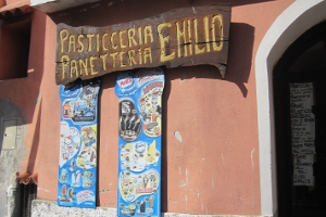 Pasticceria Panetteria Ehilio Cafes in Ligurië