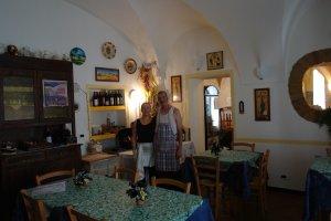 La Finestrella di Montalto Restaurants in Ligurië
