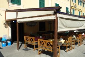 BluBar Restaurants in Ligurië