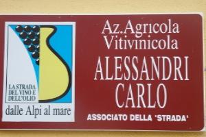 Azienda Agricola Alessandri Carlo Wijnboeren in Ligurië