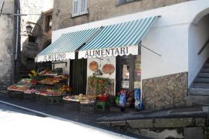Alimentari il Mulino Kruidenierswinkel in Ligurië