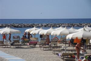 Vittoria Beach**** Stranden in Ligurië