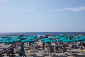 Tre Alberi Stranden in Ligurië