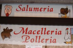 Salumeria Slager in Ligurië