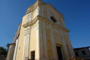 San Nicola da Bari Kerken in Ligurië