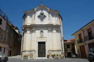 San Sebastiano Kerken in Ligurië