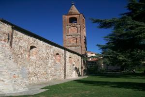 Santa Maria Extra Muros Kerken in Ligurië