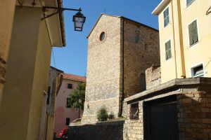 Santa Maria Assunta Kerken in Ligurië