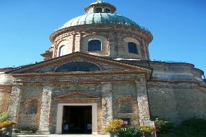 Santuario della Madonna del Deserto Kerken in Ligurië