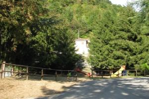 Molini di Triora Speelplaats in Ligurië