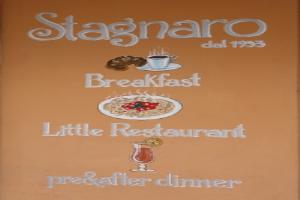 Stagnaro Cafes in Ligurië