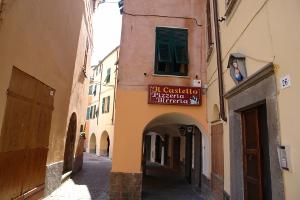 Il Castello Restaurants in Ligurië