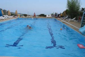 Piscina Villa Costa Zwembad in Ligurië
