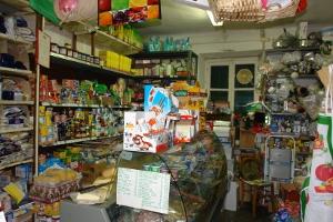 Agaggio Inferiore Kruidenierswinkel in Ligurië