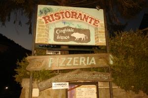 Cinghiale bianco Restaurants in Ligurië