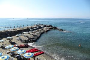 Bagni Lovera Stranden in Ligurië