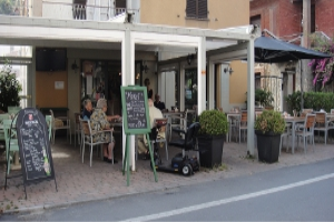 Caffé de Teatro Restaurants in Ligurië