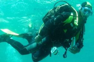 Diving centre Lisca di pesce Duikcentra in Ligurië
