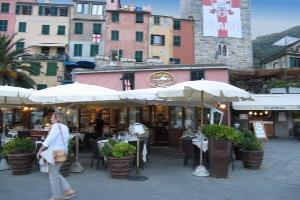 La Marina Restaurants in Ligurië